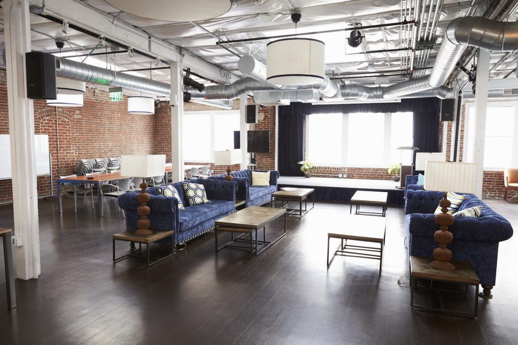 How coworking spaces help businesses save money