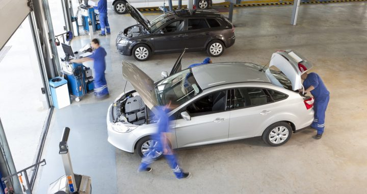 What are the Goals of Car Service Centers?